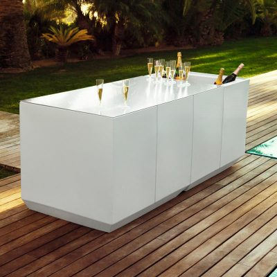 Vela Catering Counter
